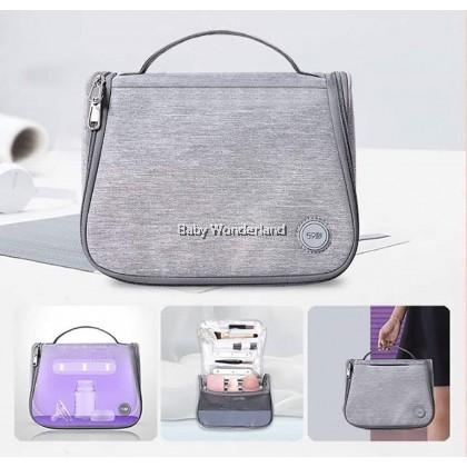 59S - UVC LED Sterilizing Bag -Grey