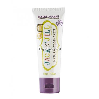 Jack N' Jill Organic Toothpaste 50g