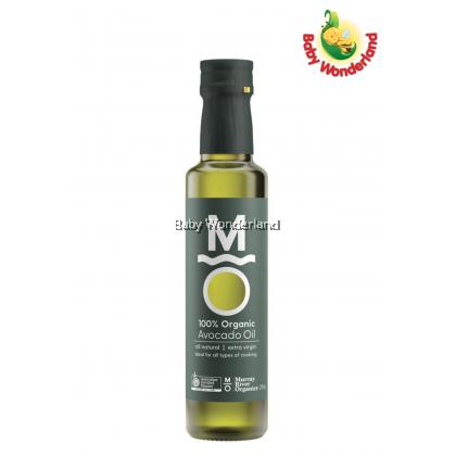 Murray River Wholefoods 100% Organic Avocado Oil 250ml