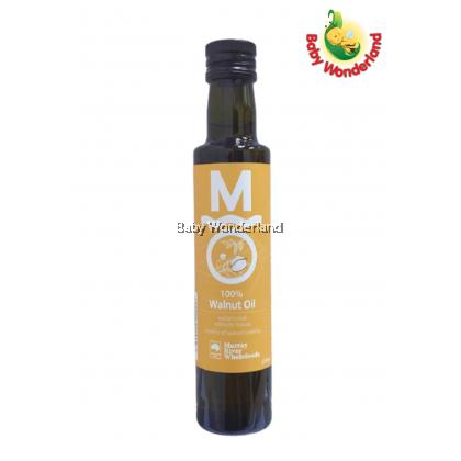 Murray River Wholefoods 100% Walnut Oil 250ml