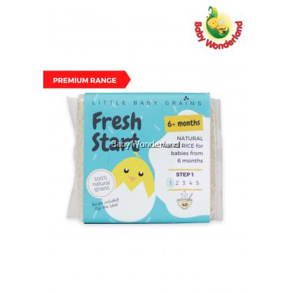 Little Baby Grains Fresh Start from 6 months (PREMIUM Range)