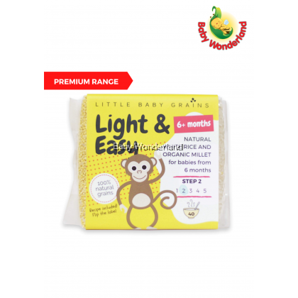 Little Baby Grains Light & Easy from 6 months (PREMIUM Range)
