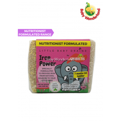 Little Baby Grains Iron Power from 7 months (NUTRITIONIST FORMULATED Range)